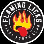 flaming licks
