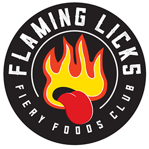 flaming licks