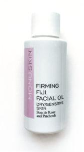 Monu Firming Fiji Facial Oil
