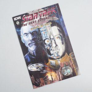 Star Trek: TNG Mirror Broken Comic