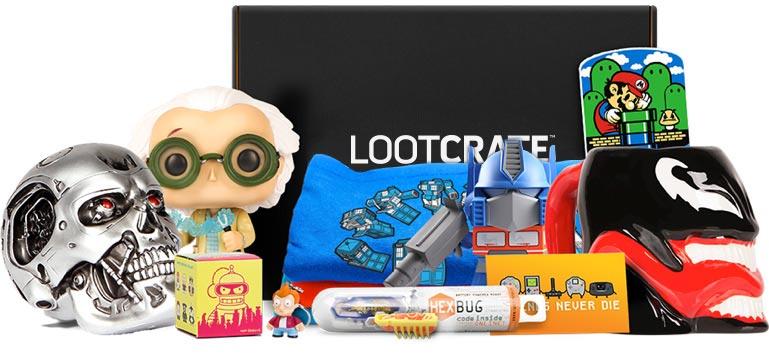 standard loot crate
